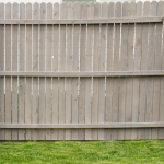 The Fastest Way to Stain a Fence {Giveaway}