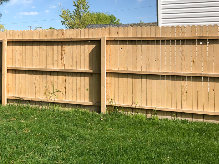 The Fastest Way To Stain A Fence