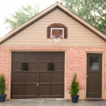 Garage Door Makeover {Giveaway!}