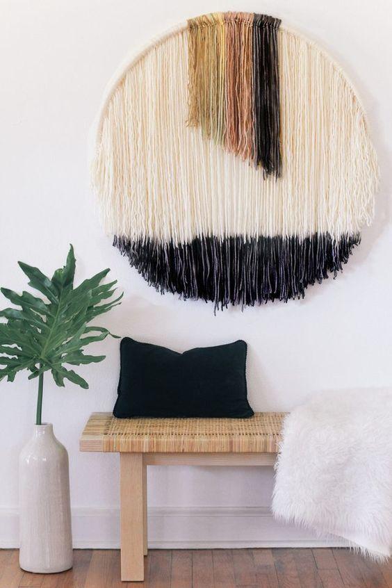 round yarn art