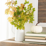 Simple Fall Decor {Home Tour}