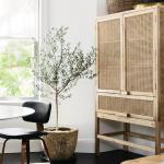 Crushing On: Cane Furniture