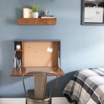DIY Fold Down Desk