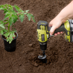 Garden Augers – FAST, Easy Planting!