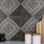Crushing On: Bold Tile