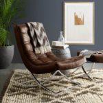 Crushing On: Leather Furniture