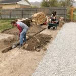 Backyard Project Update!