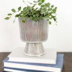 Crushing On: Pedestal & Footed Planters
