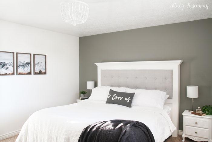 budget bedroom makeover